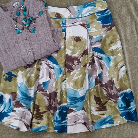 Talbots Dresses & Skirts - Talbots 100% Silk Skirt